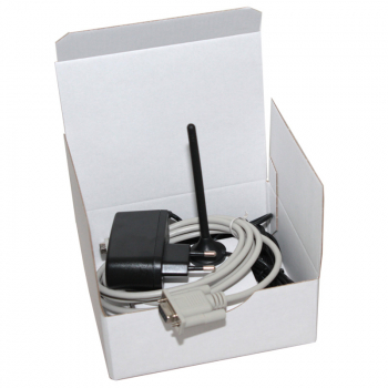 Starter pack for GSM Terminals with RS232 interface + powerful supply